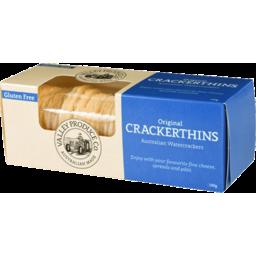 Photo of Vpc Cracker Thins Gf Original 100g