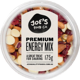 Photo of Joes Premium Energy Mix 175gm