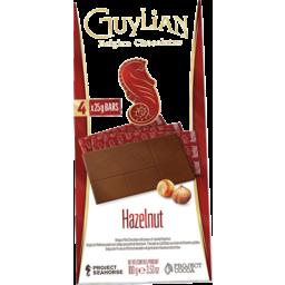 Photo of Guylian Bar Hazelnuts 100gm