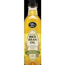Photo of Alfa One Oil Rice Bran 1L