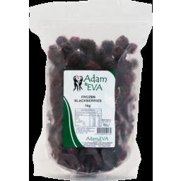 Photo of Adam & Eva Frozen Blackberries 1kg