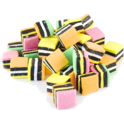 Photo of Yummy Tub Licorice Allsorts 250gm