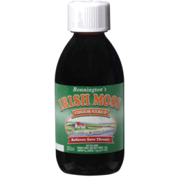 Photo of Bonningtons Irish Moss Cough Syrup 200ml