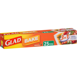 Photo of Glad Bake & Cooking Paper 25m