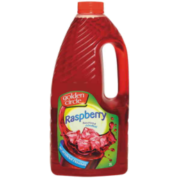 Photo of Golden Circle Raspberry Cordial 2l