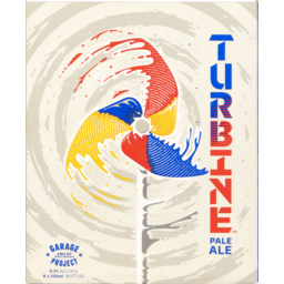 Photo of Garage Project Turbine Pale Ale 6 x 330ml