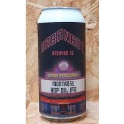 Photo of Urbanaut Montrose Hop Oil IPA 440ml