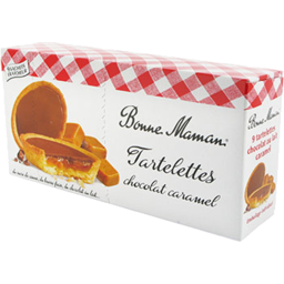 Photo of Bonne Maman Tartlets Chocolat Caramel 135gm