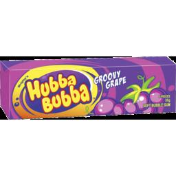 Photo of Wrigley's Hubba Bubba Groovy Grape 35g