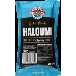 Photo of Mainland Cheese Haloumi 200g