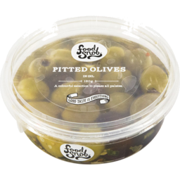 Photo of Food Snob Pitted Olives Mix 180g