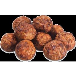 Photo of Wursthaus Pork/Veal Meatballs.