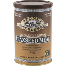 Photo of Stoney Creek Brown Flaxseed Meal
