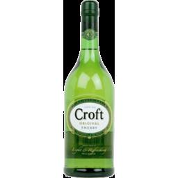 Photo of Croft Original Sherry 750ml