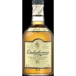 Photo of Dalwhinnie 15yo Scotch Whisky