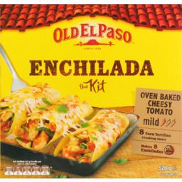 Photo of Old El Paso Kit Enchilada 520g