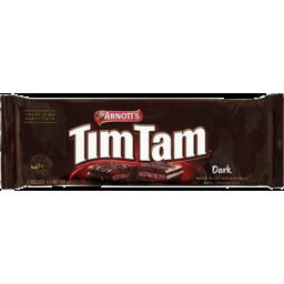 Photo of Arnott's Tim Tam Chocolate Biscuits Dark 200g