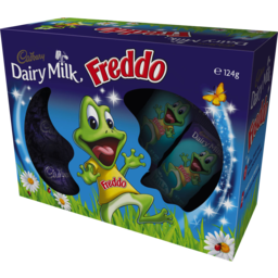 Photo of Cadbury Freddo Easter Casket 124g 124g