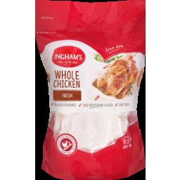 Photo of Ingham Fresh Whole Chicken Large Size 20 1.90kg 1.9kg
