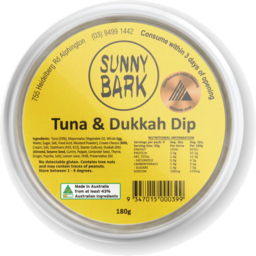 Photo of Tuna /Dukkah Dip 180g