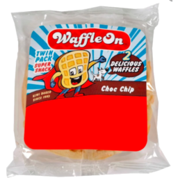 Photo of Waffle on Waffles Chocolate Chip Single