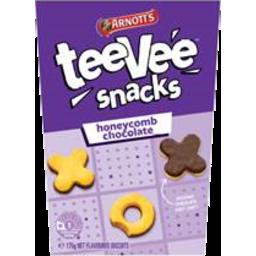 Photo of Arnotts Tv Snacks Honeycomb Choc 165gm
