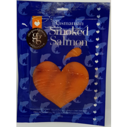 Photo of The Good Grocer Collection Smoked Salmon
