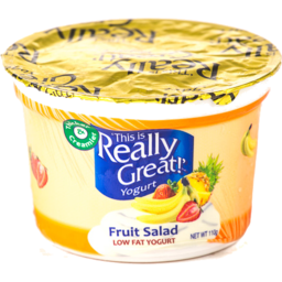 Photo of This Is Really Great Yogurt Fruit Salad