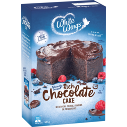 Photo of White Wings Rich Chocolate Cake 535g
