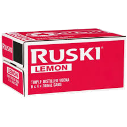 Photo of Ruski Lemon Stubbies