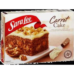Photo of Sara Lee Carrot Cake 400gm