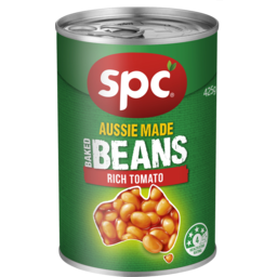 Photo of Spc Baked Beans Rich Tomato 425g