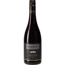 Photo of Morton Estate Black Pinot Noir 750ml