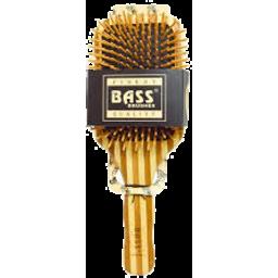 Photo of Bamboo Hair Brush Large Square