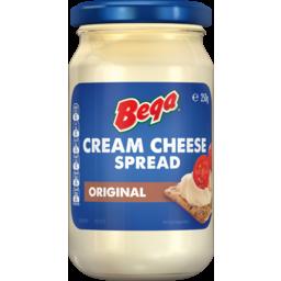 Photo of Bega Orig Cream Cheese Spread 250gm