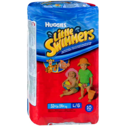Photo of Huggies Little Swimmers Large 10 Pack