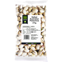 Photo of Best Buy Pistachios Roasted & Salted 375g