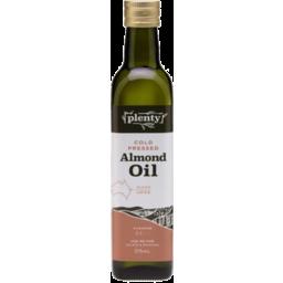 Photo of Plenty - Almond Oil - 375ml