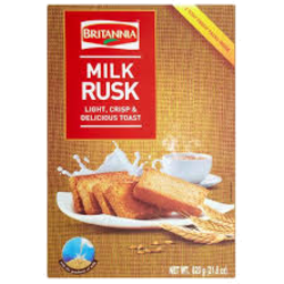 Photo of Britannia Milk Rusk 560g