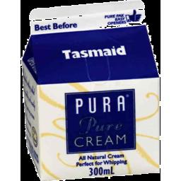 Photo of Tasmaid Pura Pure Cream 300ml