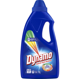 Photo of Dynamo All-Round Stain Removal, Liquid Laundry Detergent, 1l