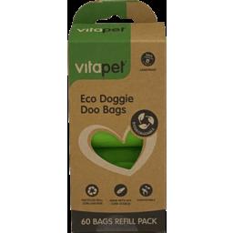 Photo of Vitapet Eco Doggie Doo 60bags