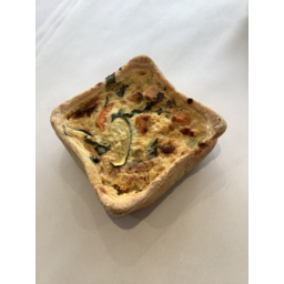 Photo of Uk Foods Roast Vegetable Quiche 260g