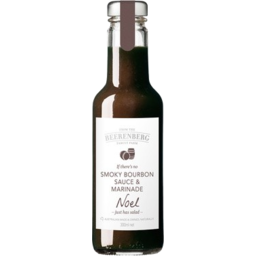 Photo of Beerenberg Smokey Bourbon Sauce And Marinade 300ml