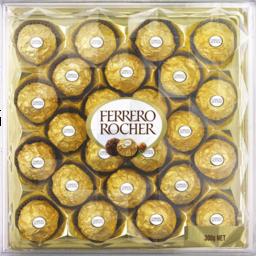 Photo of Ferrero Rocher Chocolate T24 Pack 300g