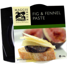 Photo of Maggie Beer Fig & Fennel Paste 100gm