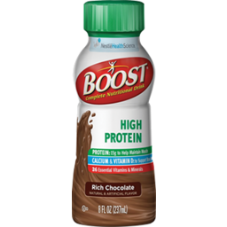 Photo of Boost High Protein Chocolate Drink