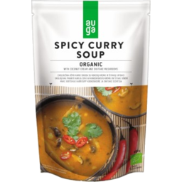 Photo of Auga Spicy Curry Soup 400gm
