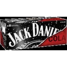 Photo of J/Daniel & Cola 2*10*375ml