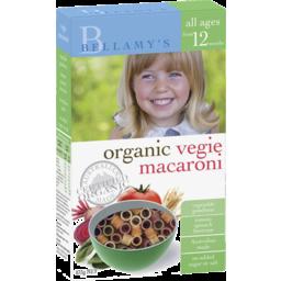 Photo of Bellamy's Organic Vegie Macaroni 175g